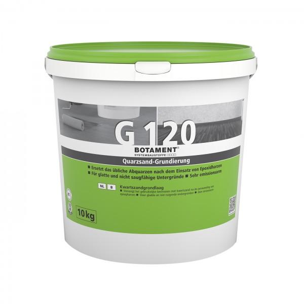 Botament G 120 Quarzsand-Grundierung 10 KG
