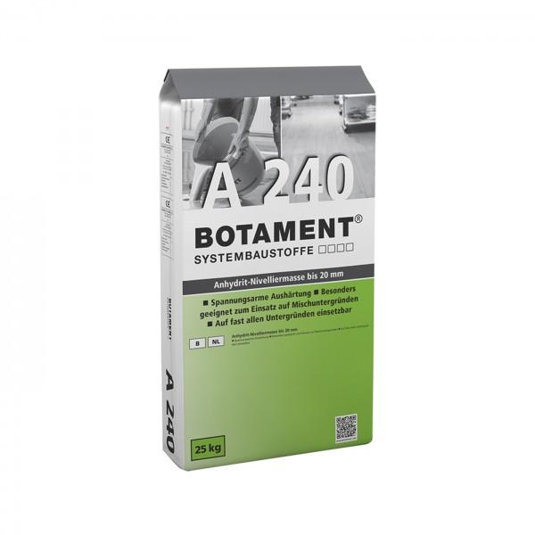 Botament A 240 Anhydrit-Nivelliermasse bis 20 mm CA-C30-F7 25 KG
