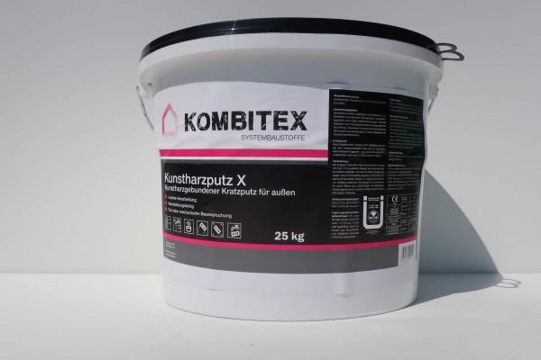 Kombitex Kunstharzputz X 25kg weiß