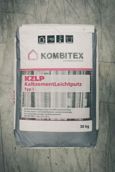 Kombitex KZLP Kalkzement-Leichtputz 30kg Typ1