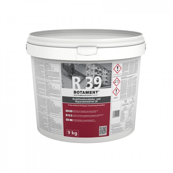 Botament R 39 Reaktionsharzkleber und Reparaturmörtel 2K 9 KG