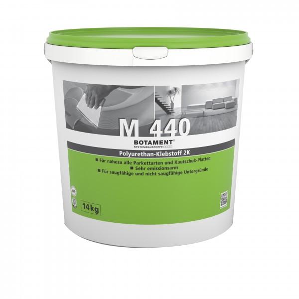 Botament M 440 Polyurethan-Klebstoff 2K 14 KG