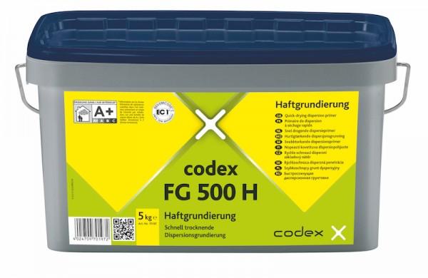 codex FG 500 H emissionsarme Haftgrundierung