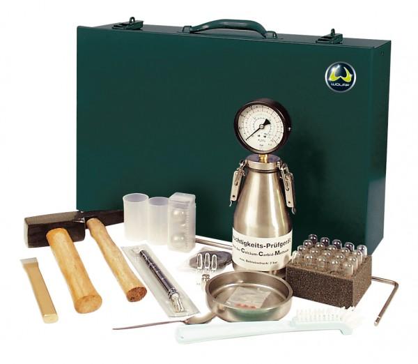 Wolff Feuchtigkeitsmessgerät CCM- Gerät im Koffer