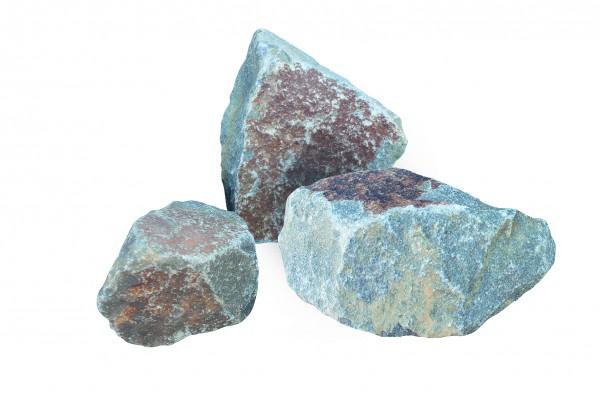 GSH Wasserbausteine grau-blau, 100-300 mm (#10297)