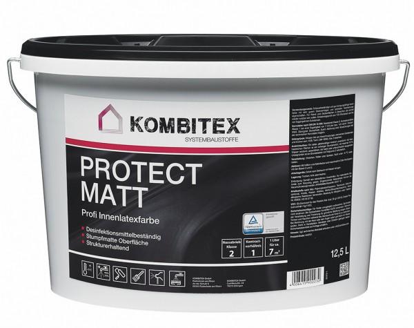 Kombitex PROTECT MATT weiß