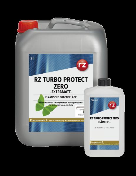 RZ Turbo Protect Zero 2K-Versiegelungslack-A/B Extra matt 5,5 L