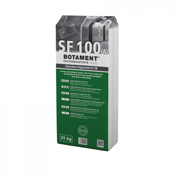 Botament SF 100 Säurebau-Fugenmörtel 2K 25 KG