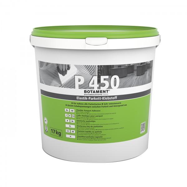 Botament P 450 Elastik-Parkett-Klebstoff 17 KG