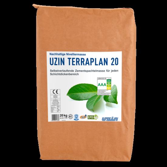 TERRAPLAN 20 Nachhaltige Nivelliermasse
