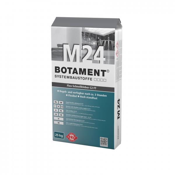 Botament M 24 Flex-Schnellkleber 25 KG