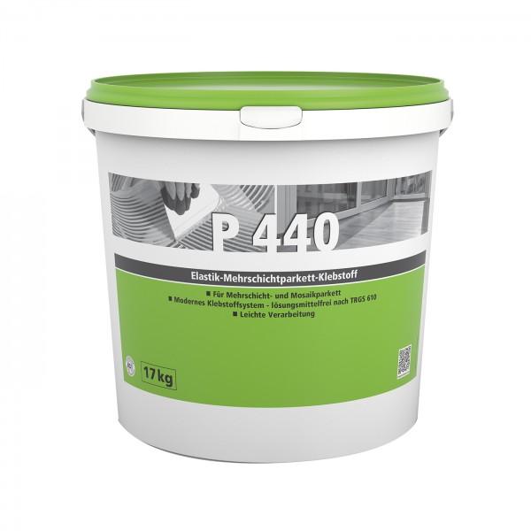Botament P 440 Elastik-Mehrschichtparkett-Klebstoff 17 KG