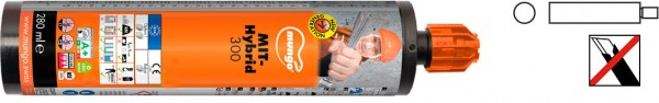 Mungo MIT-Hybrid Styrolfreier Vinylester-Urethan-Mörtel