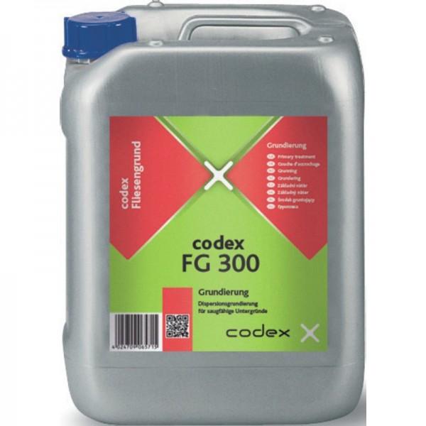 codex FG 300 Grundierung