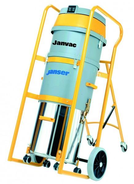 Janser JANVAC 3200 - Schleifstaubsauger