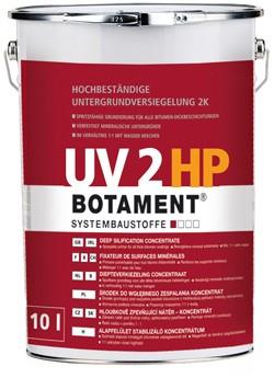 Botament UV 2 HP Hochbeständige Untergrundversiegelung 2K