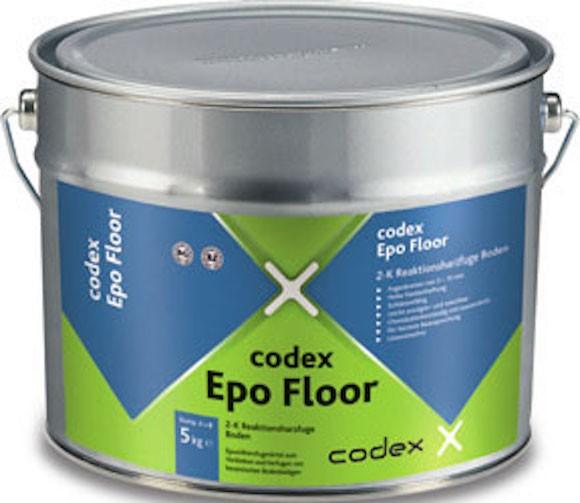 codex Epo Floor 2-K Reaktionsharzfuge Boden