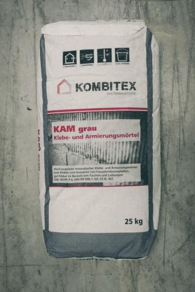 Kombitex Klebe- und Armierungsmörtel grau 25kg