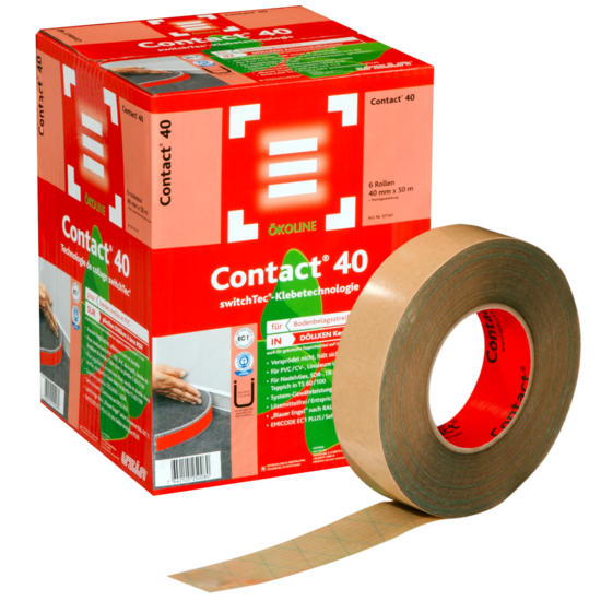 Contact 40 Spezial-Sockelband
