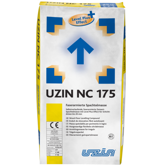 NC 175 Faserarmierte Spachtelmasse