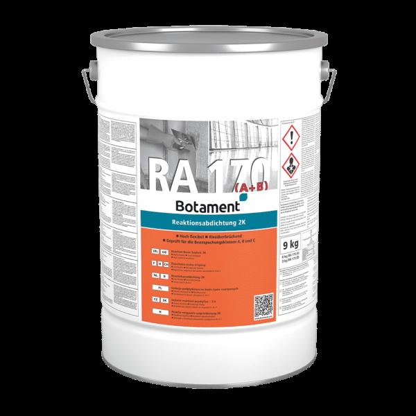 Botament RA 170 Reaktionsharz-Abdichtung 2K 9 KG
