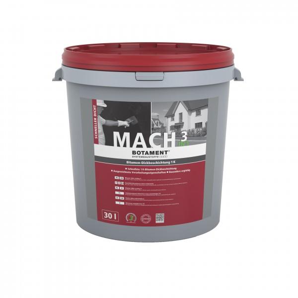 Botament MACH 3in1 Bitumen-Dickbeschichtung 1K
