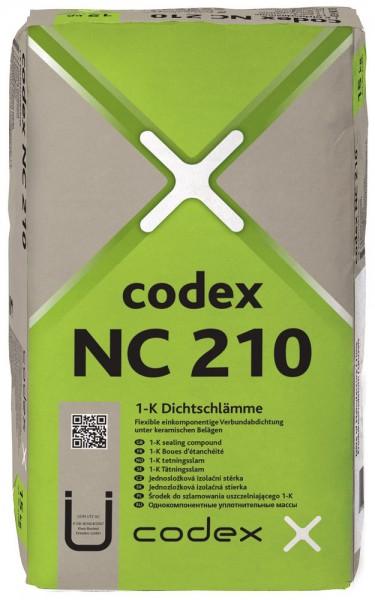 codex NC 210 1-K Flex-Dichtschlämme