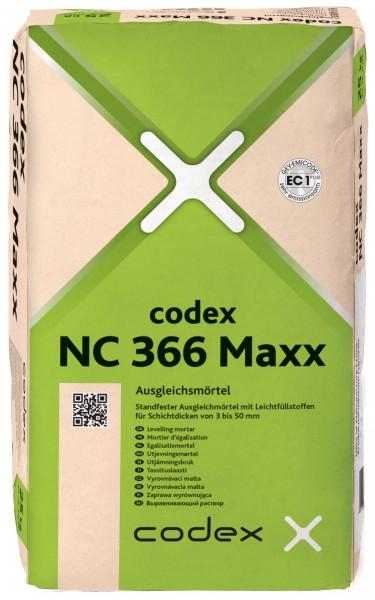 codex NC 366 Maxx Ausgleichsmörtel