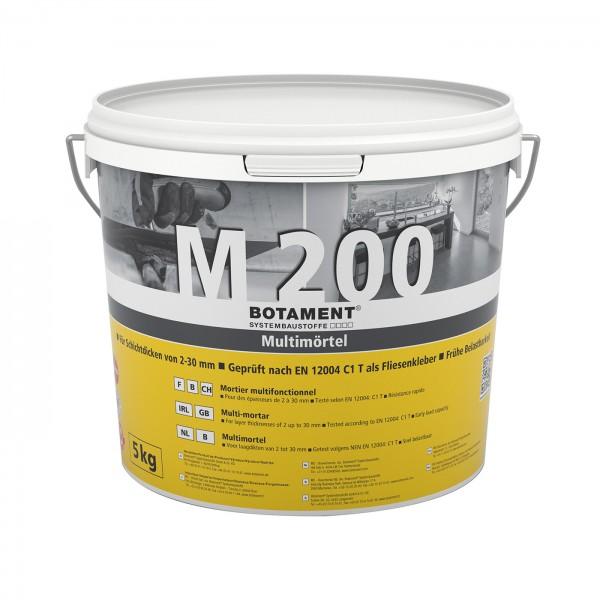Botament M 200 Multimörtel