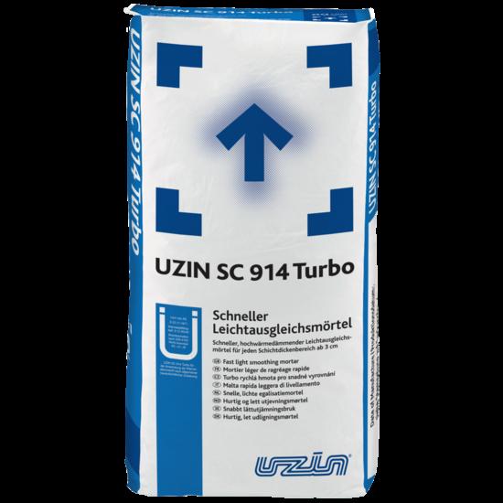 SC 914 Turbo Leichtausgleichsmörtel