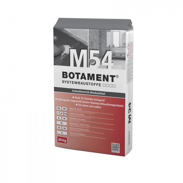 Botament M 54 Schnellestrich-Bindemittel 20 KG