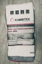 Kombitex Klebe- und Armierungsmörtel weiß EPS leicht 20kg