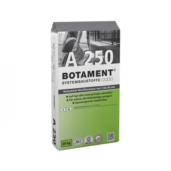 Botament A 250 Dickschicht-Nivelliermasse von 3 bis 40 mm CT-C35-F7 25 KG