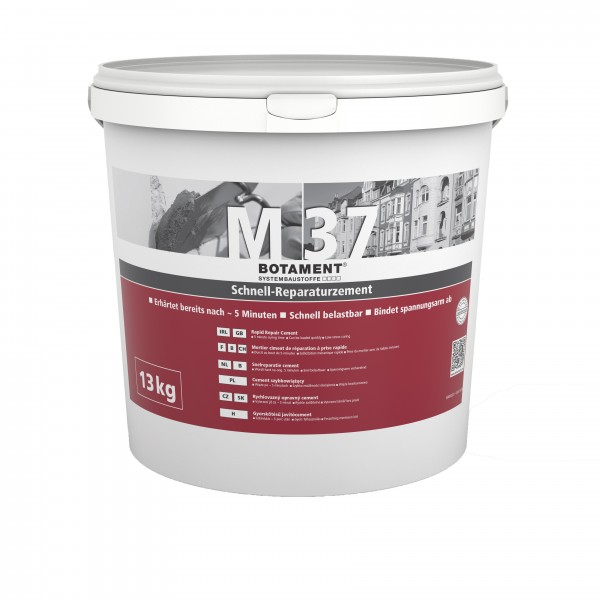 Botament M 37 Schnellreparatur-Zement