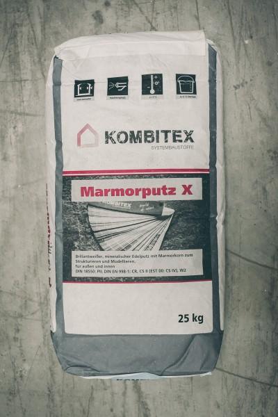 Kombitex Marmorputz X 25kg weiß