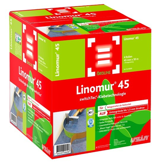 Linomur 45 Sockelband