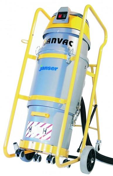 Janser JANVAC 2400-H Schleifstaubsauger