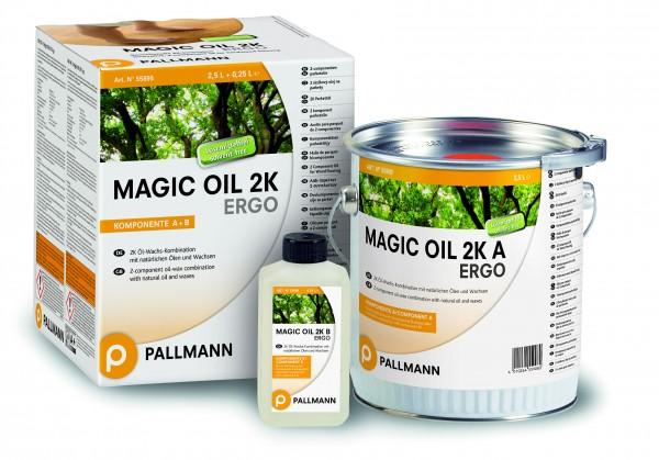 Magic Oil 2K Ergo