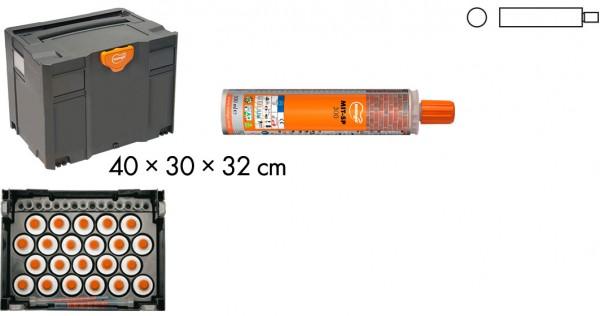 Mungo MIT-KP Systemkoffer MIT-SP 300 ml