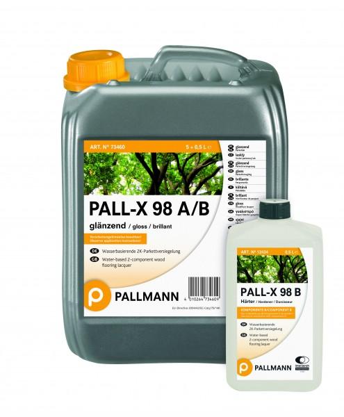 Pall-X 98 Gold Parkettversiegelung