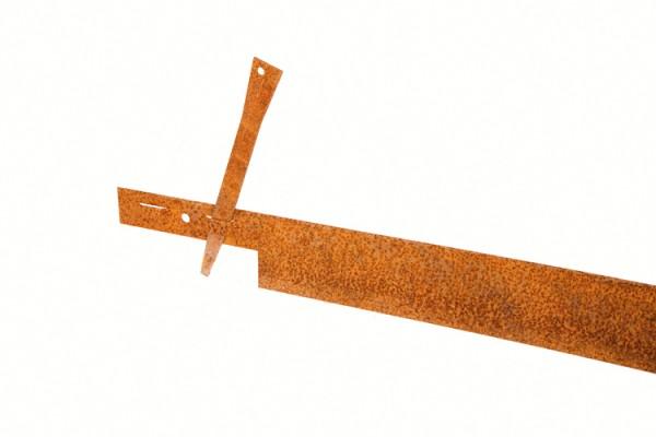 GSH COL-MET 3mm, unbeschichtet (Cor-ten Stahl) (#10504)