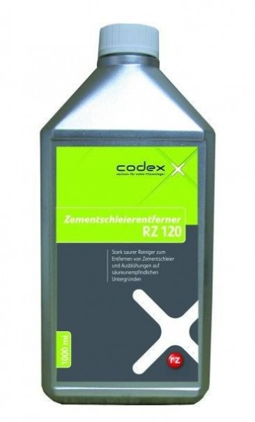 codex RZ 120