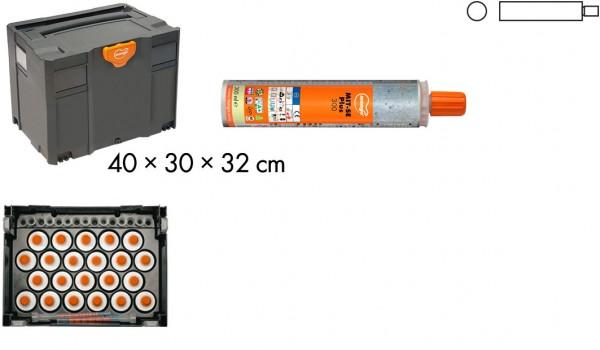 Mungo MIT-KE Systemkoffer MIT-SE Plus 300 ml