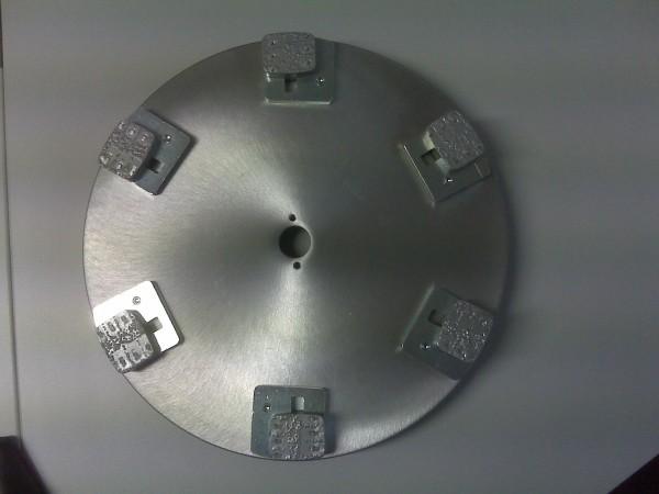 Diamant- Schleifteller PKD
