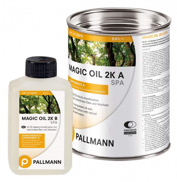 Pallmann Magic Oil 2K Spa