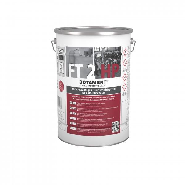 Botament FT 2 HP Hochbeständiges Dünnschichtsystem für Futtertische 2K 10 KG