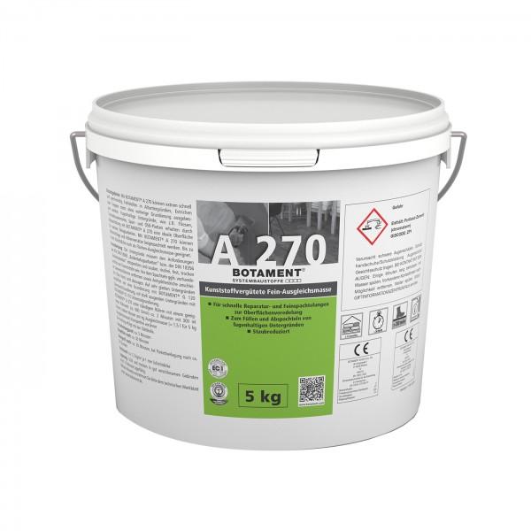 Botament A 270 Feinspachtel bis 4 mm CT-C25-F10 5 KG