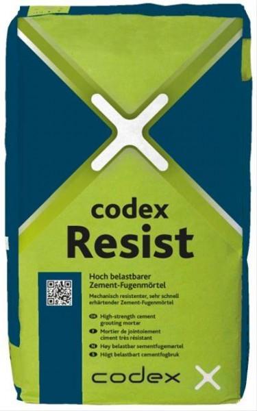 codex Resist hoch belastbarer Zement-Fugenmörtel