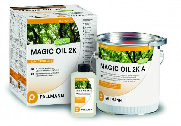 Magic Oil 2K
