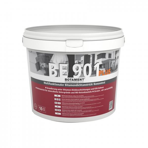 Botament BE 901 Plus Multifunktionaler Bitumenanstrich/Konzentrat 10 L